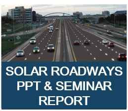 Solar Roadways PPT Seminar Report
