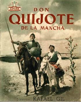 TOPOGRAFIA: Don quijote de la mancha