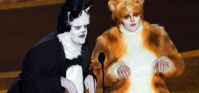 "Sociedade de Efeitos Visuais condena ""ataque"" à Cats durante a noite do Oscar"