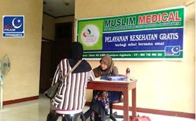 Pelayanan Kesehatan Gratis 16 Desember 2016