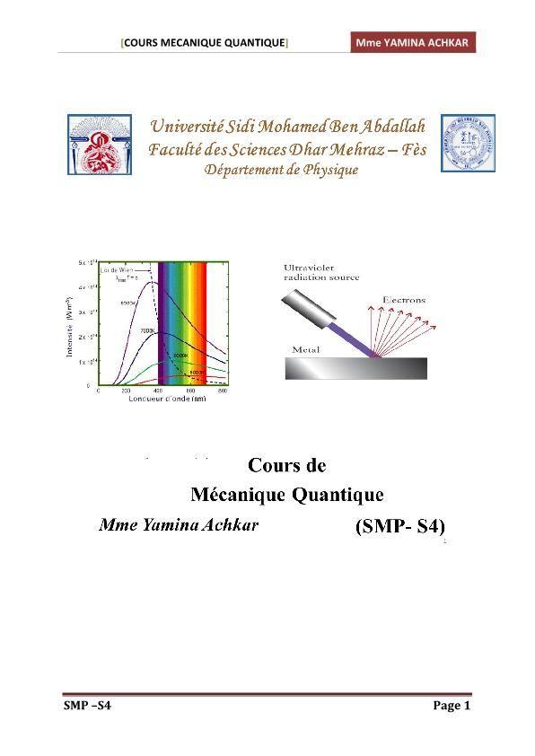 Mecanique-Quantique-SMP-S4