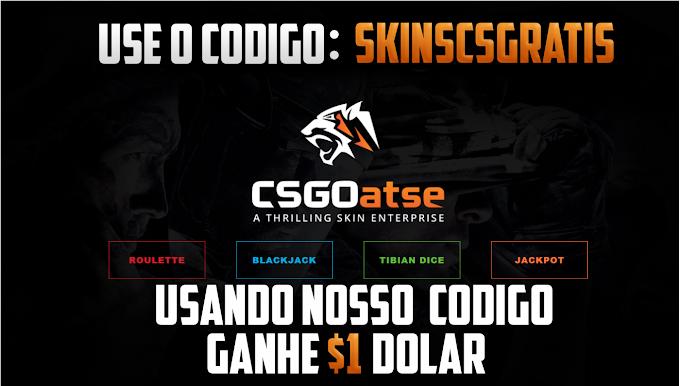 CSGOAtse.com - Melhor site de aposta 2017 - Ganhe $ 1 dólar