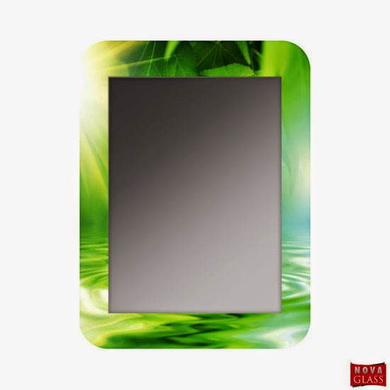 Καθρέπτης με ψηφιακή εκτύπωση Κωδ. DG. 016