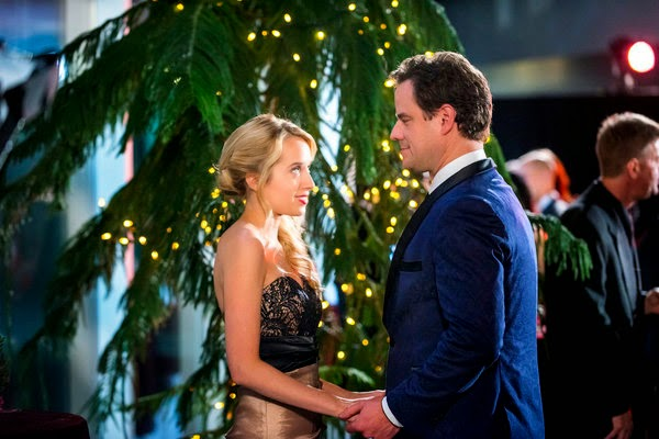 A WISH COME TRUE (2015). With a kind of Cinderella-esuqe story, this Hallmark film features Megan Park. All text is © Rissi JC