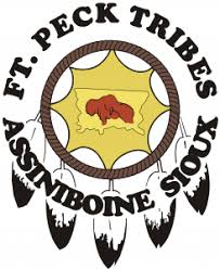 Ft. Peck Assiniboine Sioux Seal