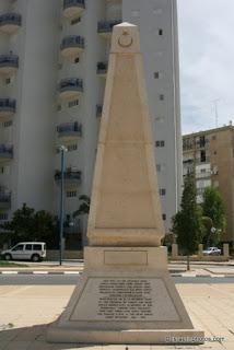 Monument Ottomaanse Soldaten