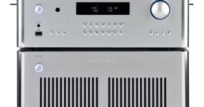 Sound and Image Reviews: Excellent review for both Rotel RB