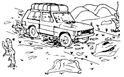 Penggunaan kendaraan berat