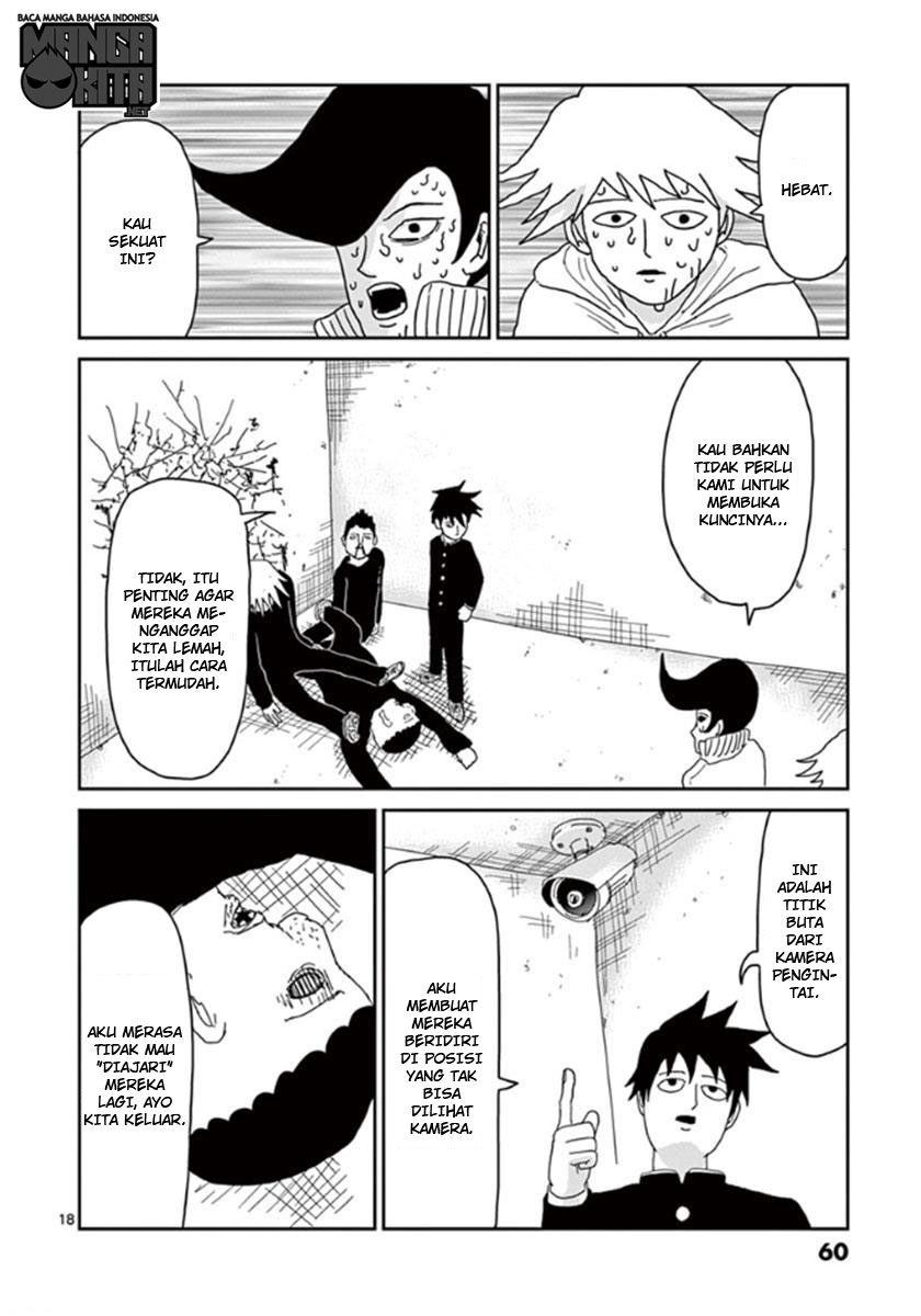 Mob Psycho 100 Chapter 37-18
