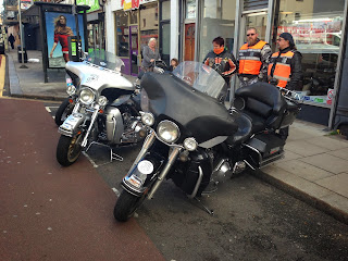 Picture of Harley Davidson bikes