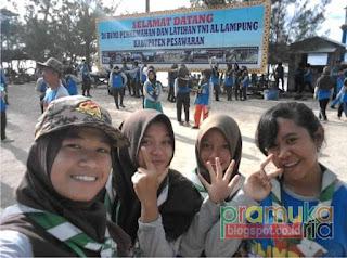 Raimuna Daerah V Lampung