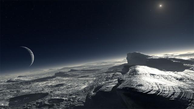 Plutão atmosfera