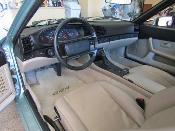Pristine 1986 Porsche 944 Buy Classic Volks