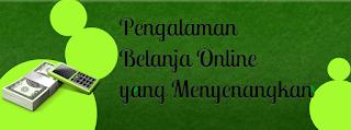 Pengalaman Belanja Online yang Menyenangkan