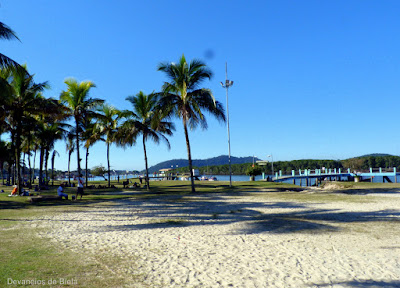 Paranaguá - Turismo histórico - Orla da Rua da Praia