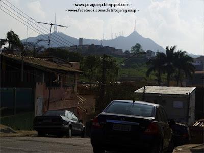 Vista a partir da Vila Nossa Senhora da Conceição