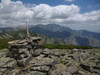 El Mojón (2119 m)