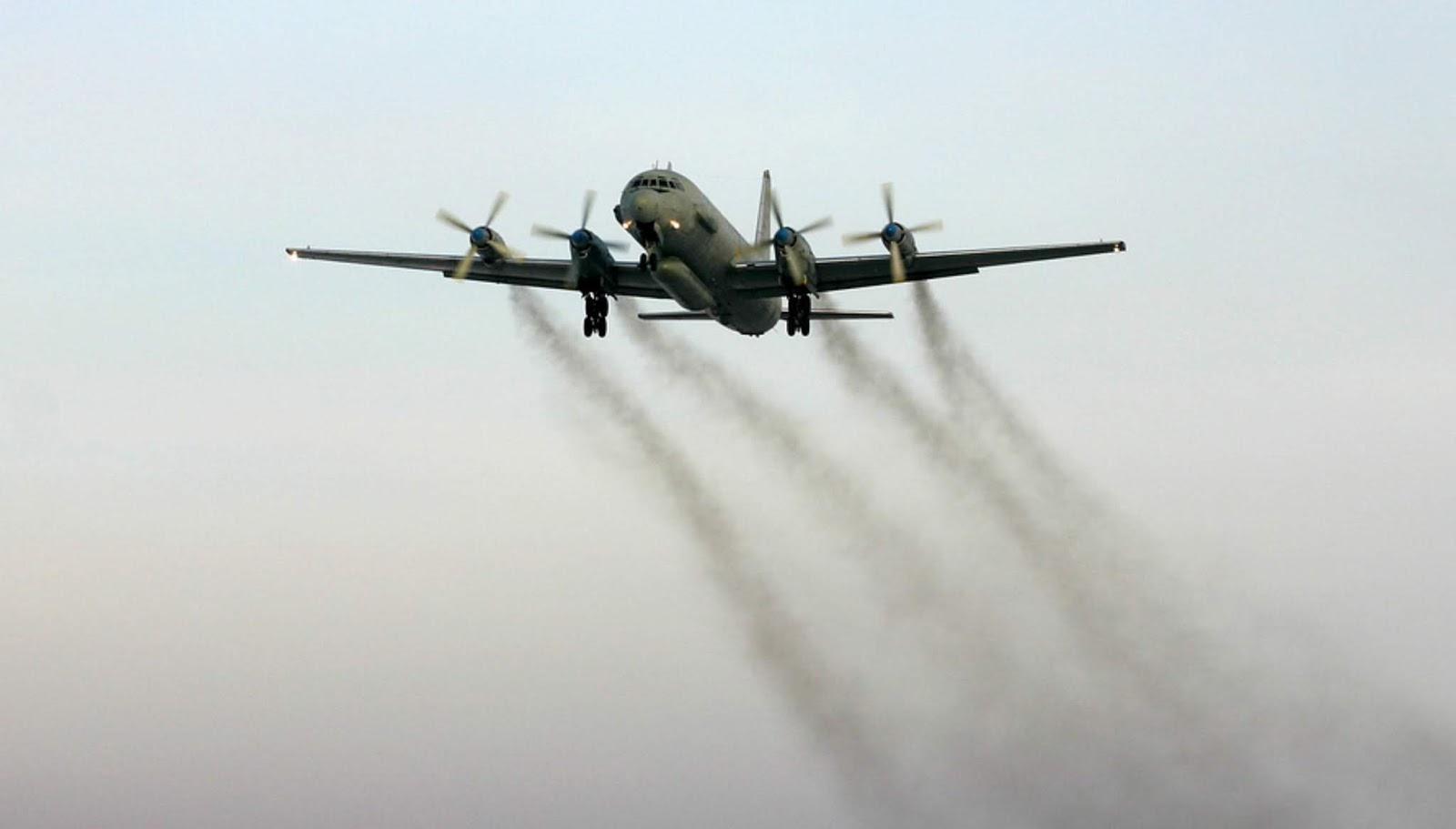 Israel dan Rusia saling bantah atas informasi jatuhnya pesawat Il-20 di Suriah