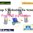 Top Websites To Send Free SMS in Pakistan « Free Online Jobs in Pakistan