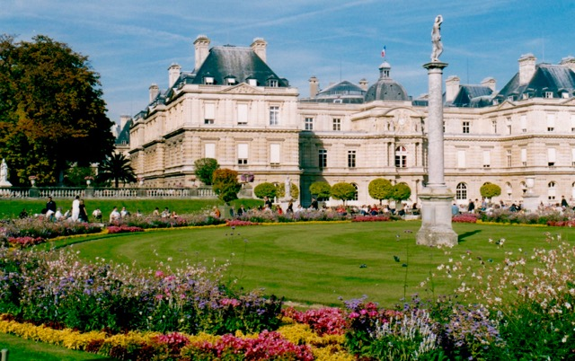 The outlander plant guide le jardin luxembourg paris for Le jardin luxembourg