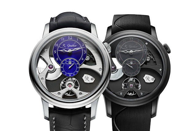 Romain Gauthier Insight Micro-Rotor Baselworld 2018
