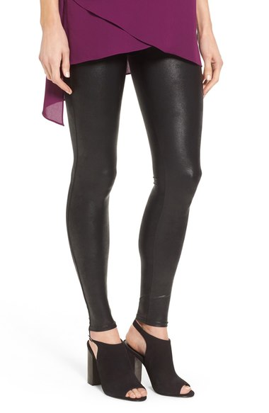 Slimming Leather Legging