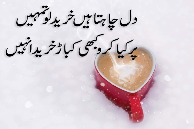 """Funny urdu poetry"""" Dil to Cahta Han Khareed Lo tumhe"""" // Romentic Urdu Poetry // Urdu Poetry"""