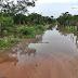 BOA NOTÍCIA / Chuva! Várzea da Roça amanheceu com tanques, açudes, represas cheias e riachos transbordando.