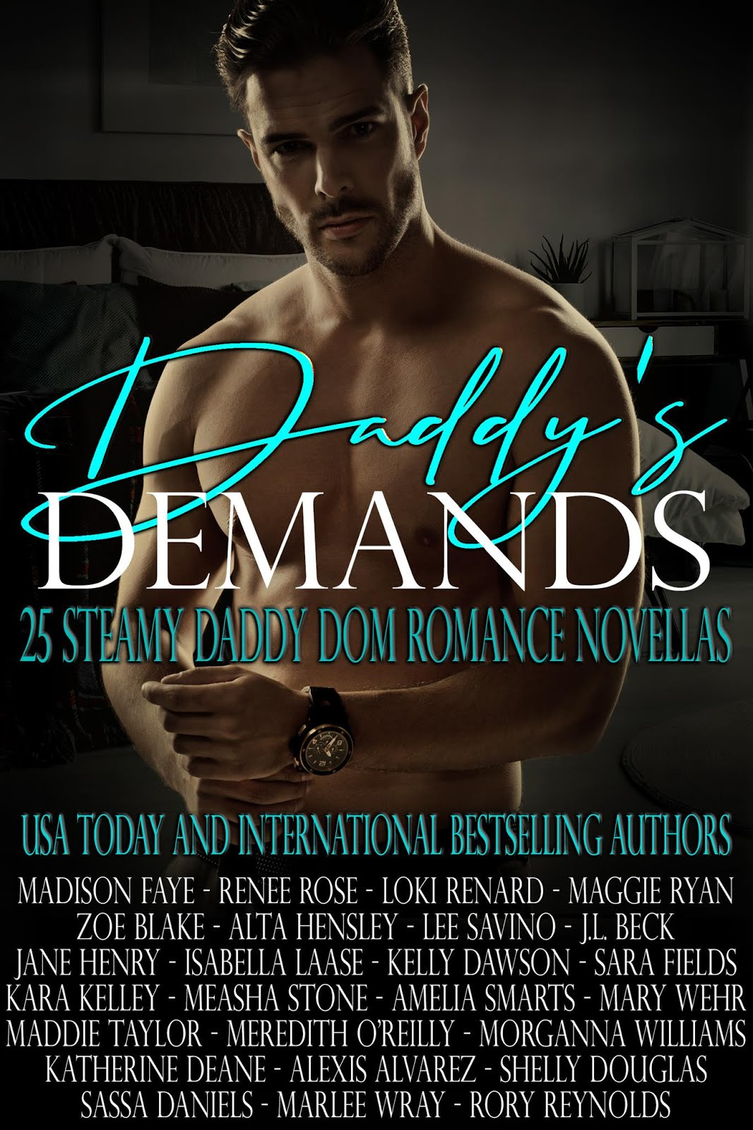USA TODAY Bestseller!!!  Daddy's Demands