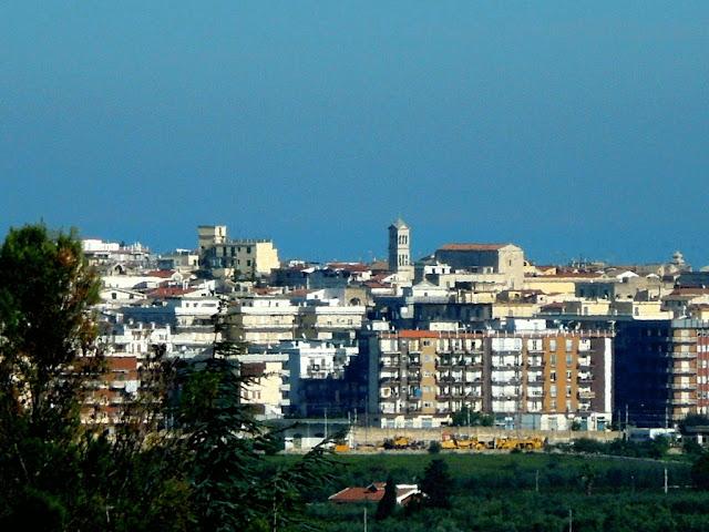Ruvo di Puglia panorama