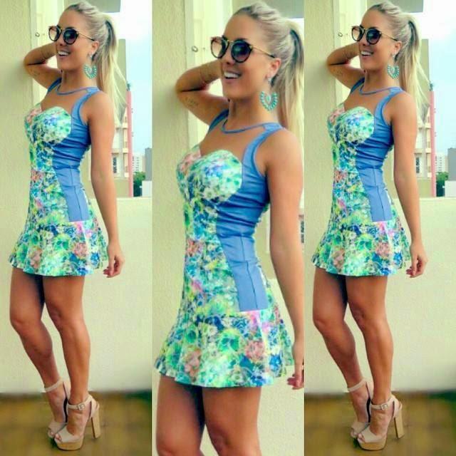 Baixar fotos de vestido curto