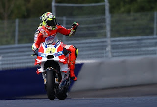 MotoGP Malaysia: Andrea Iannone dan Hiroshi Aoyama Kembali Tampil