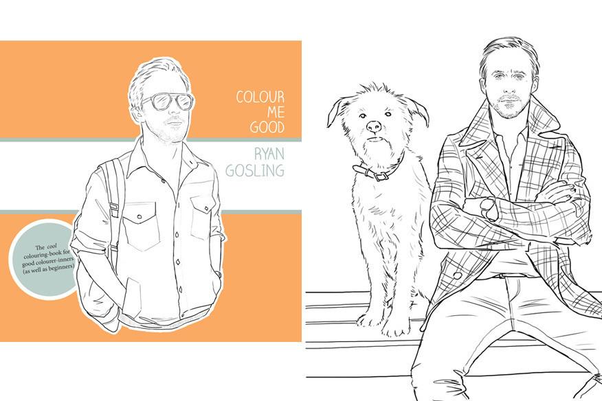 Lieblingsstück der Woche: Colour me good - Ryan Gosling