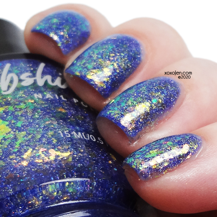 xoxoJen's swatch of KBShimmer Zoom With A View