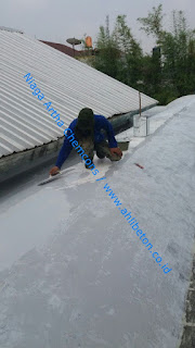jasa waterproofing coating atap