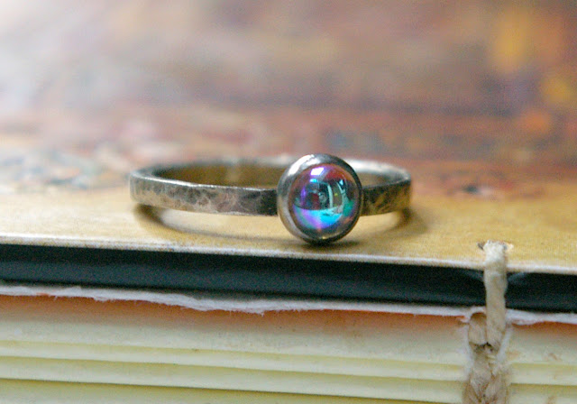 https://www.etsy.com/ca/listing/654764993/aurora-vintage-glass-stacking-ring