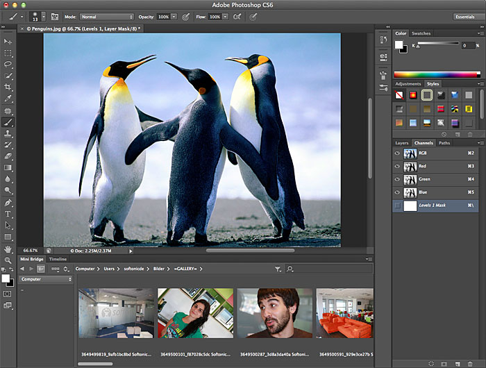 Download the fantastic photoshop cs6 now, for free | cult of mac.