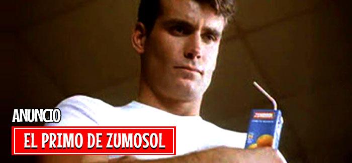 Anuncio El primo de Zumosol
