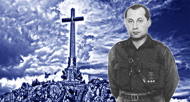 IU exige la exhumación del cadáver de José Antonio Primo de Rivera