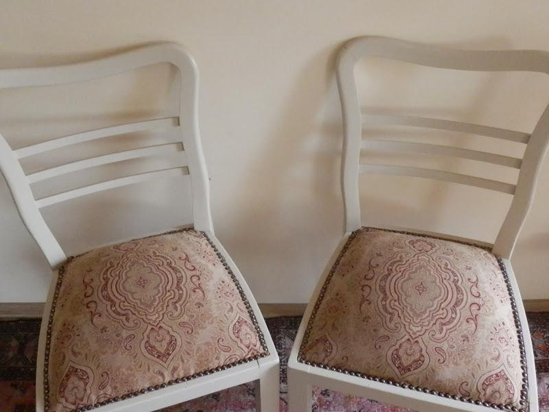 szék áthúzása házilag