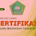 Download Juknis Sertifikasi Guru Madrasah Tahun 2017