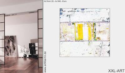 XXL-Gemälde, topmoderne Arylbilder
