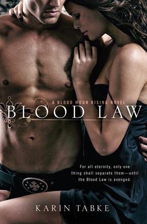 Blood Law – Karin Tabke