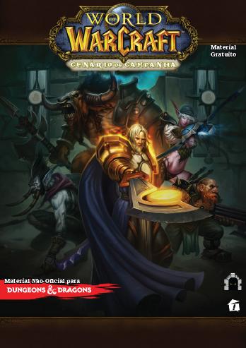 World Of Warcraft Rpg Pdf