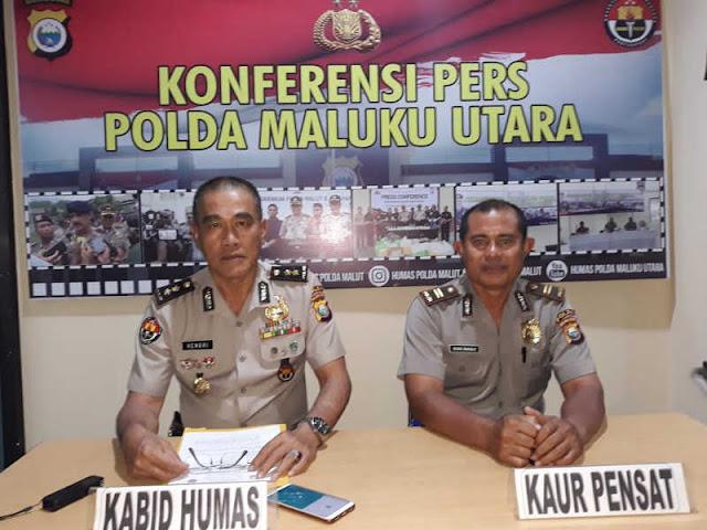Polda Maluku Utara Buka Penerimaan Sekolah Inspektur Polisi Sumber Sarjana (SIPSS)  2019