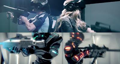 VR, sounds
