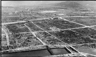 PICTURED: 'Then and now' images tune Hiroshima & Nagasaki 70 years just just just roughly from atomic bomb