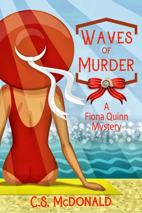 WAVES OF MURDER BLOG TOUR