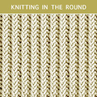 Knit Purl 59 -Knitting in the round
