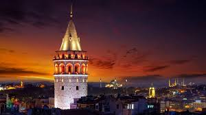 İSTANBUL'UN YAKIŞIKLISI ''GALATA KULESİ''
